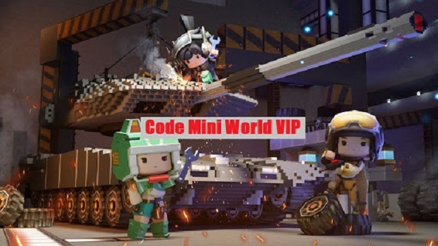 code mini world