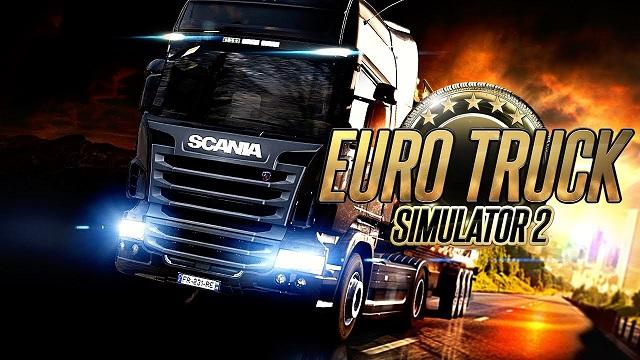 game euro truck simulator 2 xe khach