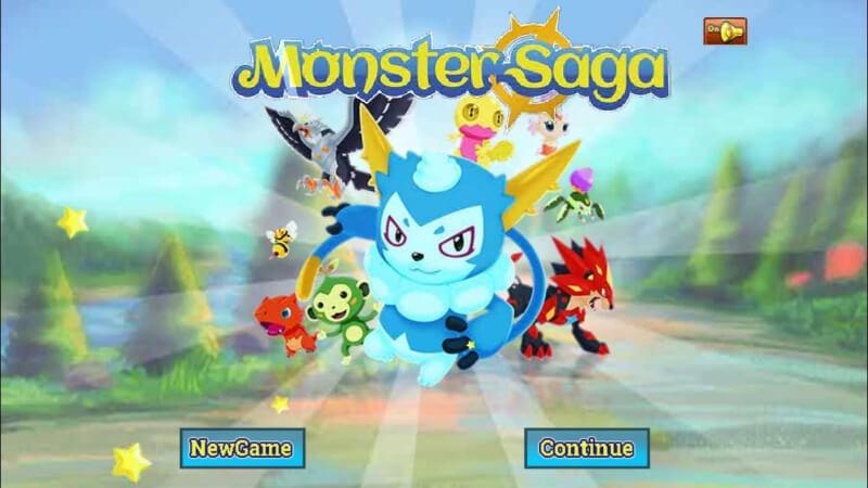 game monster saga