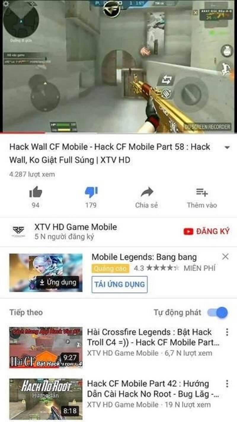 hack cf mobile