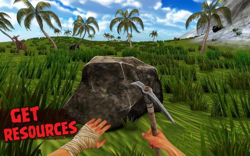tải game sinh tồn trên đảo hoang