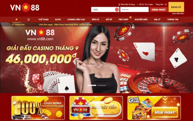 Casino trực tuyến hiện đại bậc nhất châu Á
